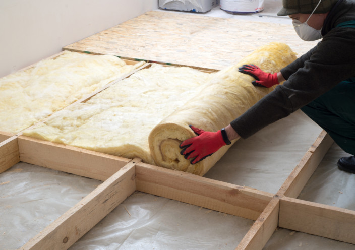 Insulate your home and save energy