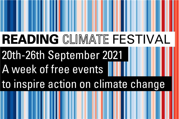 Reading Climate Festival 2021